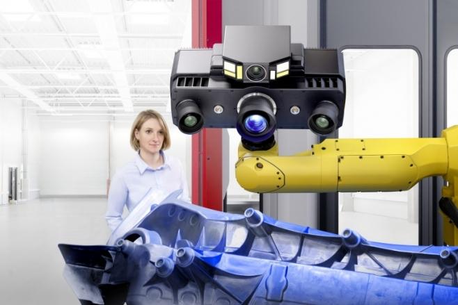 Suministros de instrumentos de metrología y control de calidad - Digitalizado 3D